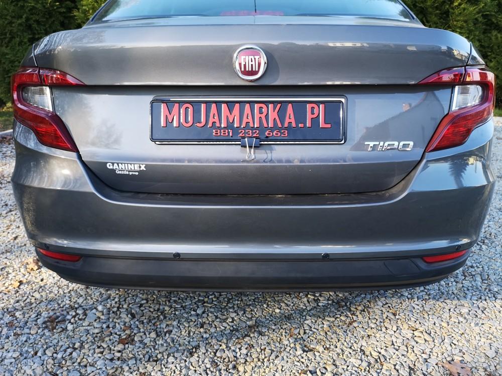 Montaż czujników cofania Fiat Tipo rocznik 2017