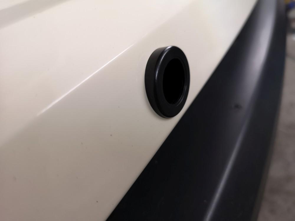 Montaż czujników i kamery cofania Kia Soul rocznik 2011