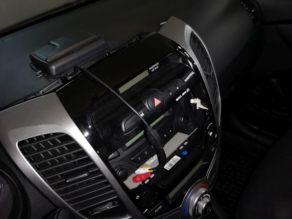Kamera cofania Hyundai