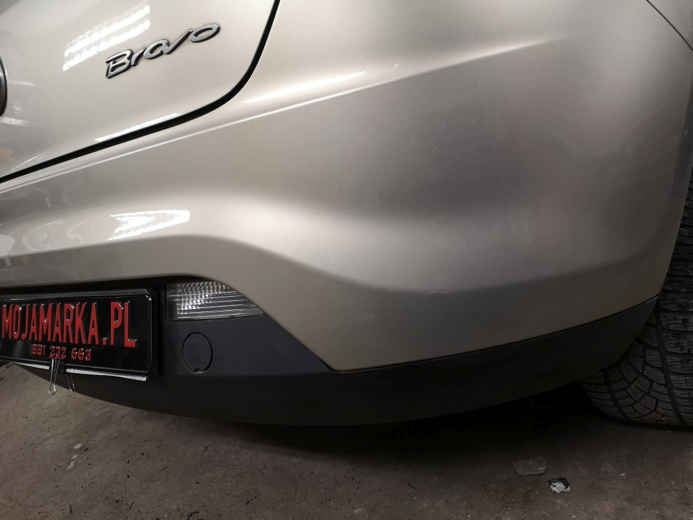 Czujniki cofania Fiat Bravo