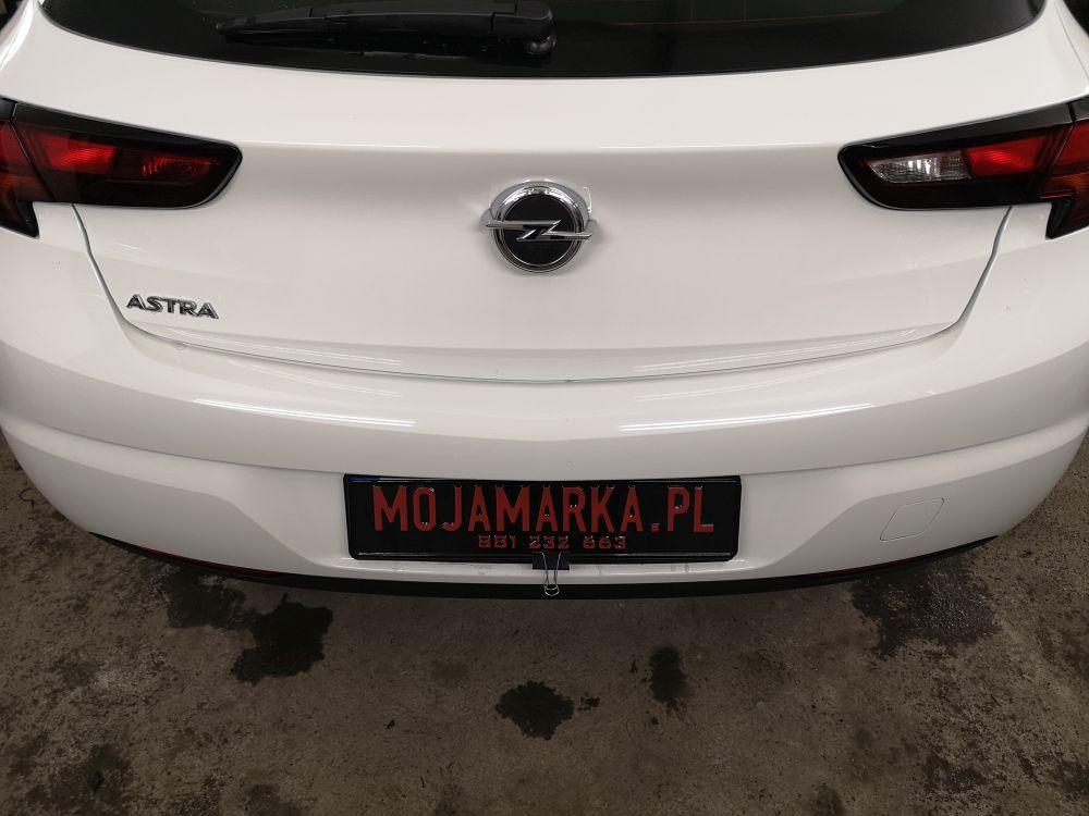 Czujniki cofania Opel Astra