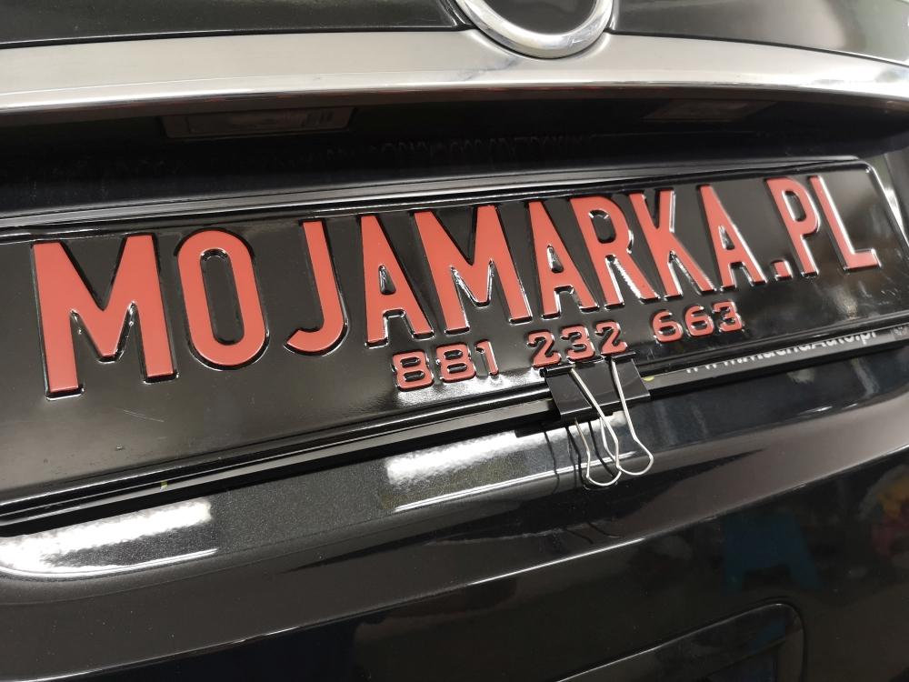 Kamera cofania Opel Mokka