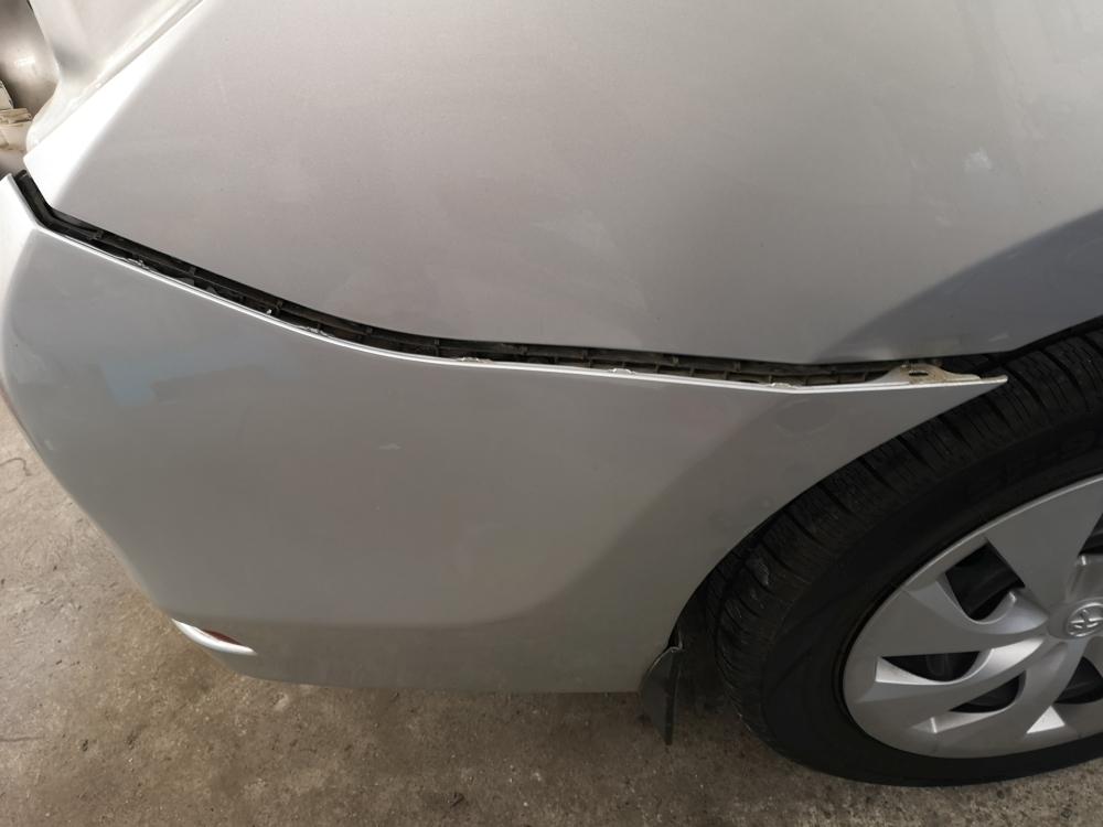 Czujniki cofania Corolla