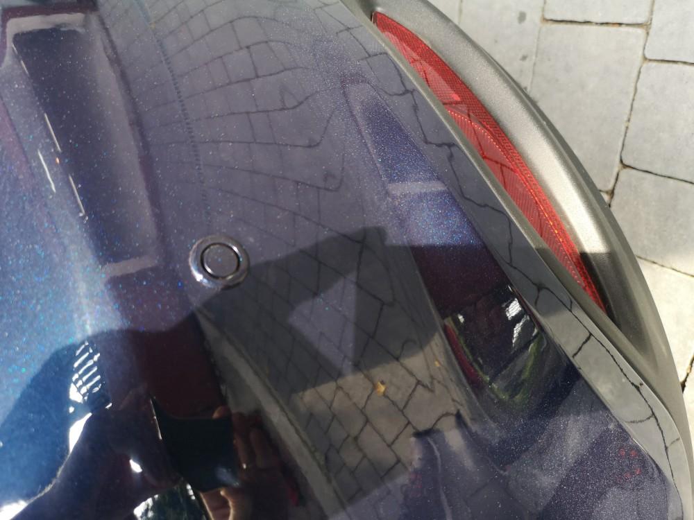 Czujniki i kamera cofania Fiat Tipo