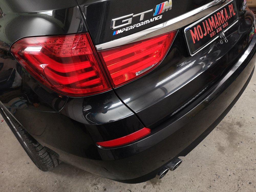 Kamera BMW GT