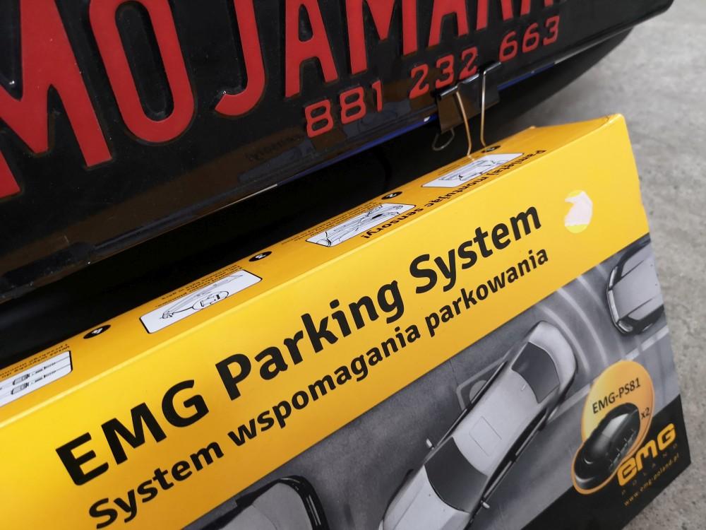 Czujniki parkowania Adam