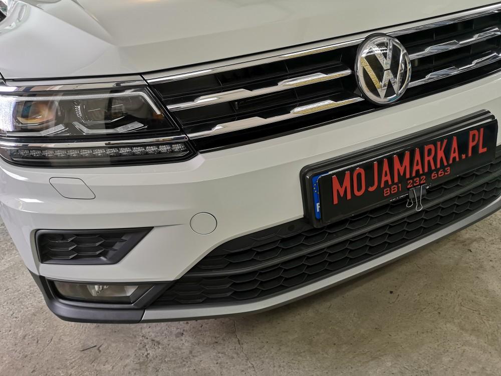 Czujniki parkowania Tiguan